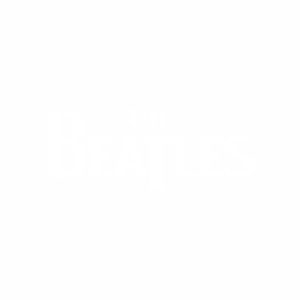 Samolepka - The Beatles