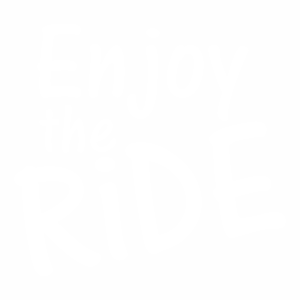 Samolepka - Enjoy the Ride